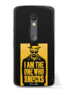 Capa Capinha Moto X Play Breaking Bad #8