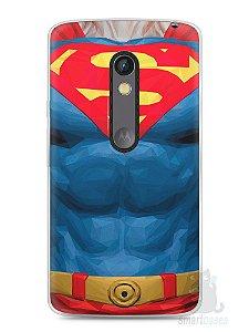 Capa Capinha Moto X Play Super Homem #2