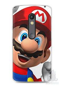 Capa Capinha Moto X Play Super Mario #1