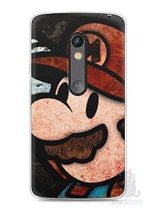 Capa Capinha Moto X Play Super Mario #2