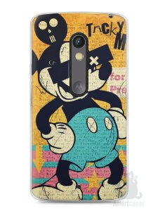 Capa Capinha Moto X Play Mickey Mouse #1
