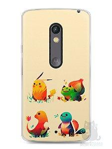 Capa Capinha Moto X Play Pokémon #1