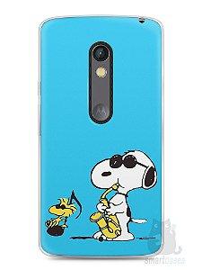 Capa Capinha Moto X Play Snoopy #21