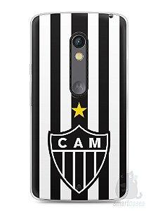 Capa Capinha Moto X Play Time Atlético Mineiro Galo #1