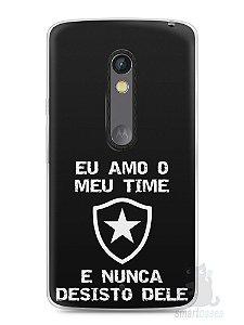 Capa Capinha Moto X Play Time Botafogo #3