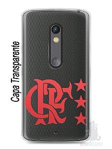 Capa Capinha Moto X Play Time Flamengo #7