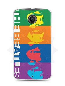 Capa Capinha Moto X2 The Beatles #2