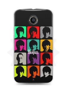 Capa Capinha Moto X2 The Beatles #3
