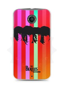Capa Capinha Moto X2 The Beatles #4
