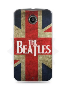 Capa Capinha Moto X2 The Beatles #5