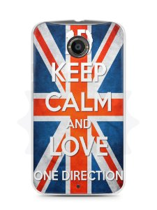 Capa Capinha Moto X2 One Direction #3