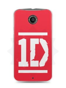 Capa Capinha Moto X2 One Direction #4