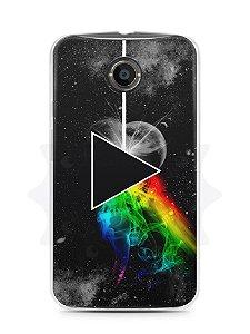 Capa Capinha Moto X2 Pink Floyd #3