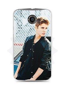 Capa Capinha Moto X2 Justin Bieber #5