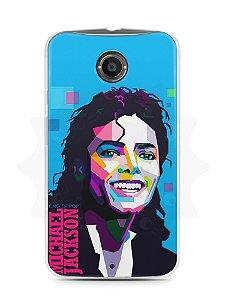 Capa Capinha Moto X2 Michael Jackson #2