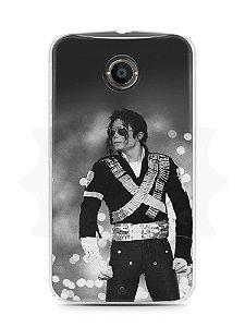 Capa Capinha Moto X2 Michael Jackson #4
