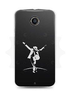 Capa Capinha Moto X2 Michael Jackson #11
