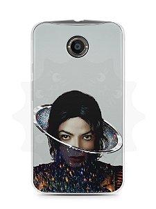 Capa Capinha Moto X2 Michael Jackson #13