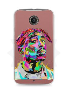 Capa Capinha Moto X2 Tupac Shakur #4