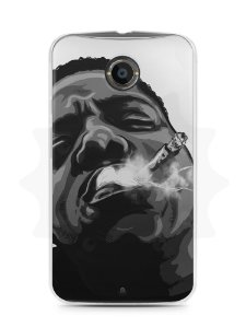 Capa Capinha Moto X2 The Notorious B.I.G. #4