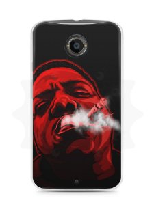 Capa Capinha Moto X2 The Notorious B.I.G. #8