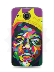 Capa Capinha Moto X2 The Notorious B.I.G. #9