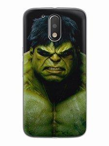 Kit com 3 Capas - Moto G4 Hulk, Homem de Ferro, Super Homem
