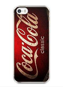 Kit com 2 Capas Iphone 5 Coca-Cola Classic