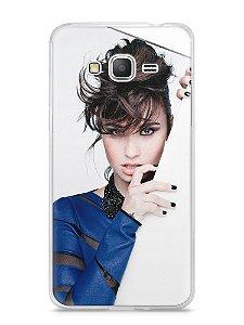 Kit com 3 Capinhas Gran Prime Demi Lovato