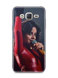 Capa Capinha Samsung J5 2015 J500 Camila Cabello #2