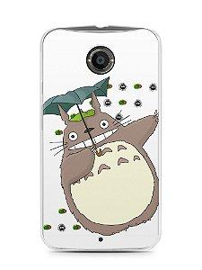 Capa Capinha Moto X2 Totoro