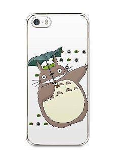 Capa Capinha Iphone 5 5s Totoro