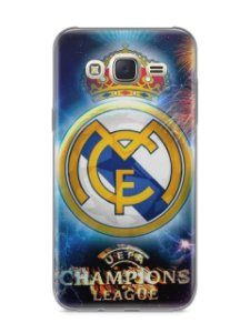 Capa Capinha Samsung J5 2015 J500 Champions League
