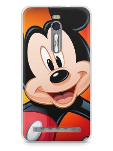 Capa Capinha Zenfone 2 Mickey Mouse #5