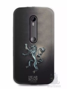 Capa Capinha Motorola Moto G3 Game Of Thrones Lannister