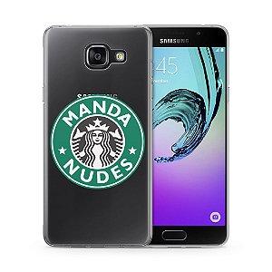 Capa Capinha Samsung A5 2016 A510 Manda Nudes