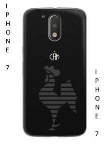 Capa Capinha Apple Iphone 7 Time Atlético Mineiro Galo #8