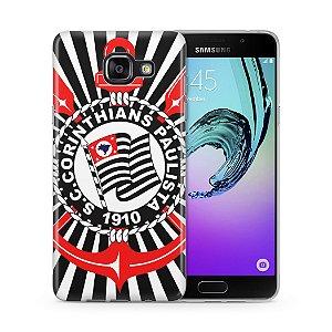Capa Capinha Samsung J7 Prime Time Corinthians #3