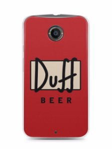 Capa Capinha Motorola Moto X2 Cerveja Duff