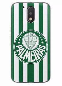 Capa Capinha Motorola Moto G4 PLAY Time Palmeiras #1