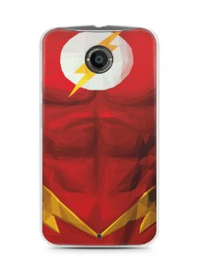 Capa Capinha Motorola Moto X2 The Flash #1