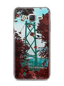 Capa Capinha Samsung J5 2015 J5 500 Ponte