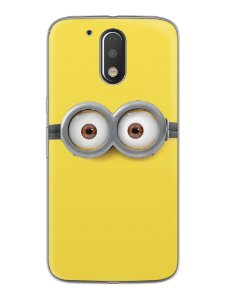 Capa Capinha Motorola Moto G4 PLAY Minions #4