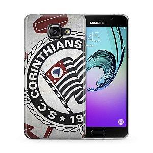 Capa Capinha Samsung J7 PRIME Time Corinthians #9