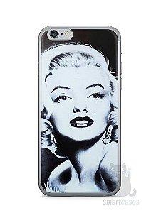 Capa Capinha Iphone 6s Marilyn Monroe Diferença