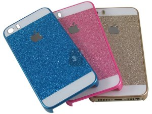 Capa Iphone 5/S Glitter Luxo