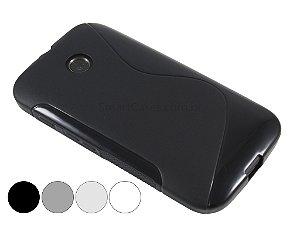 Capa Moto E S-Line