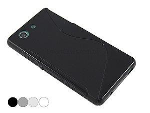 Capa Sony Z3 Compact S-Line