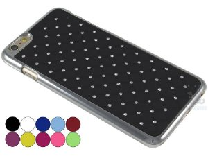 Capa Iphone 6 Plus Strass Luxo