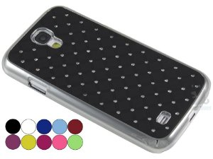 Capa Samsung S4 Strass Luxo